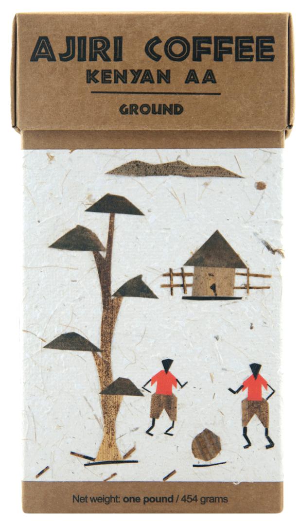 Ajiri Coffee - Products That Give Back
